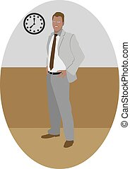 image of a businessman