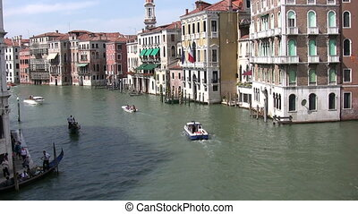 Venice - View in a sunny day