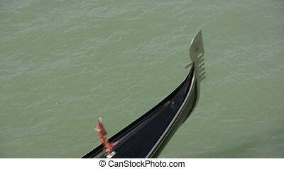 Gondola - View from Venice