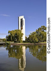 National Carillion Canberra - The National Carillion on...