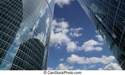 Skyscrapers (City), Moscow, Russia