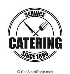 catering delicious food icon