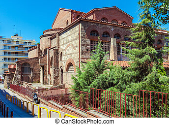 Agios Dimitrios church, Thessaloniki, Macedonia, Greece