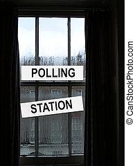 車站, 投票