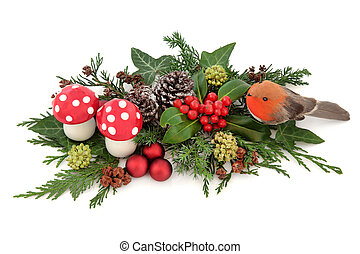 Christmas Decorative Display - Christmas decorative display...