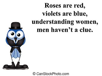 Understanding women poem - Comical understanding women poem...