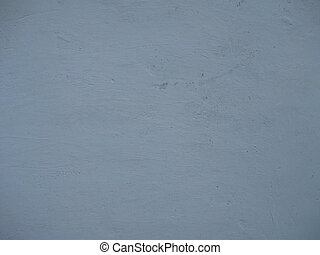 Background of the painted and bare wall from plaster