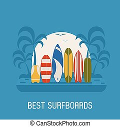 Surfing Travel Poster