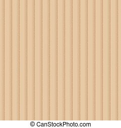 cardboard background - Vector cardboard background
