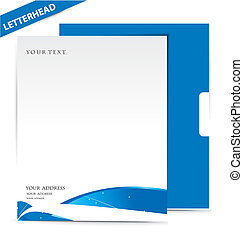 Letter head - Business style templates this type more...