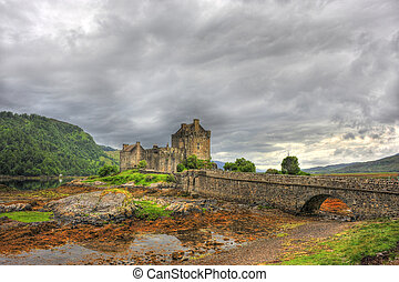 Eilean Donan castle Scotland 3 - As one of the most iconic...