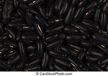 Black eyed peas beans close up shot for background