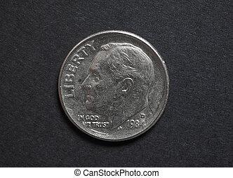 Euro EUR coins, currency of European Union EU - 2 Euro EUR...