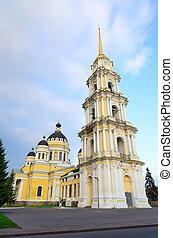 Saviour Transfiguration Cathedral, Rybinsk, Russia - Saviour...