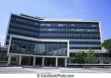 Hamilton City Hall - Newly renovated Hamilton City Hall,...