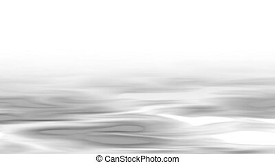 white background river