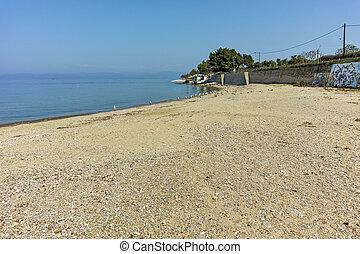 Skala Kallirachis, Thassos island - Beach of Skala...