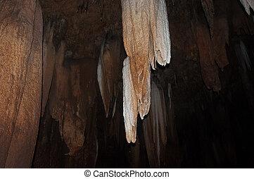 Sea Cave Kao-Kob in Trang Thailand Sea Cave Kao-Kob is one...