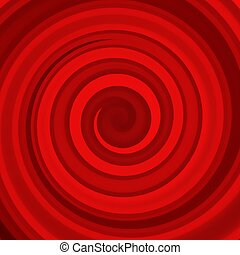 Red spin