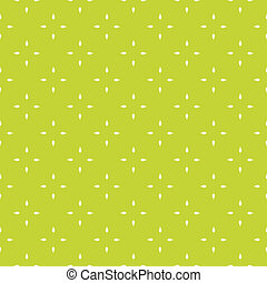 Abstract decorative pattern in green retro tones