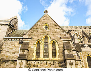 Christ Church Dublin HDR - High dynamic range HDR Christ...