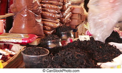 Georgian Tea on the Market