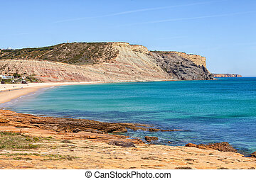 Praia da Luz, Lagos, Algarve, Portugal