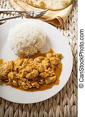 Indian Tikka Masala - Authentic Indian cuisine Tikka Masala...
