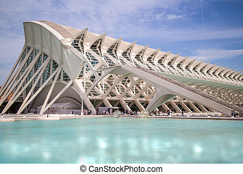 City of Arts and Sciences - Prince Philip Science Museum and...