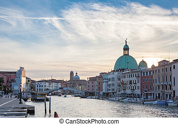 Canal Grande in Venice - Venice, Italy Gorgeous view of...