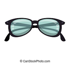 glasses eyewear accessory optical protection vision vector...