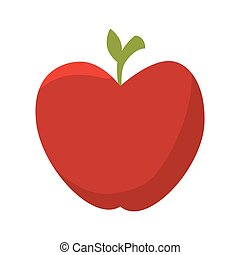 apple fruit food - red apple fruit healthy food nature...