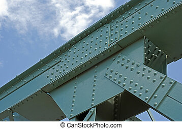 Truss bridge - Toronto Queen Street viaduct -- a structural...