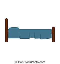 bed comfortable furniture