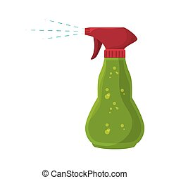 cleaning products spray bottle - cleaning products plastic...