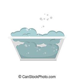 water foam basket