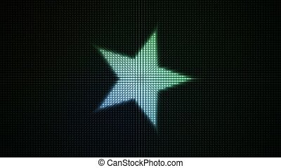 Dotty Stars HD Loop
