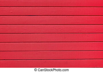 Monochrome Red Wood Planking Texture Horizontal Background -...
