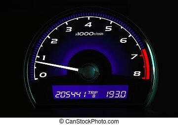 Mileage car