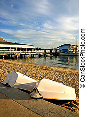 Watsons Bay, NSW, Australia - Watsons Bay is a harbourside,...