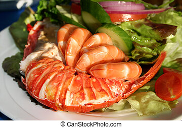 Australian Seafood - Fresh and delicious seafood meal at...