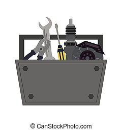tool kit box  instrument design