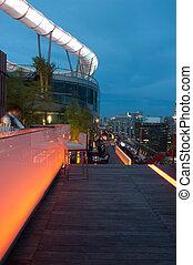 rooftop bars in Bangkok, Thailand - BANGKOK,THAILAND -...