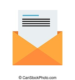 email message  design