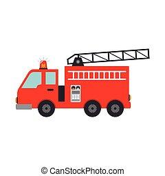 fire truck equipement service emergency