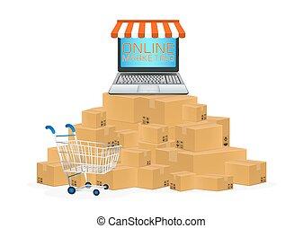 laptop online store