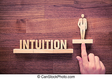 Business intuition - Successful manager has business...