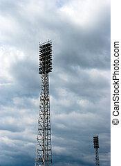 illumination equipment stadium