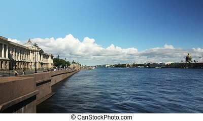 Neva River, St. Petresburg