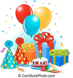 Birthday gifts and decoration - Birthday gifts and...